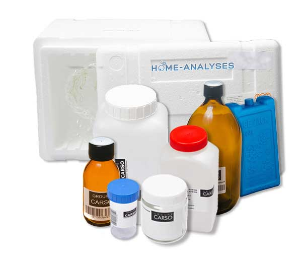 analyse eau kit